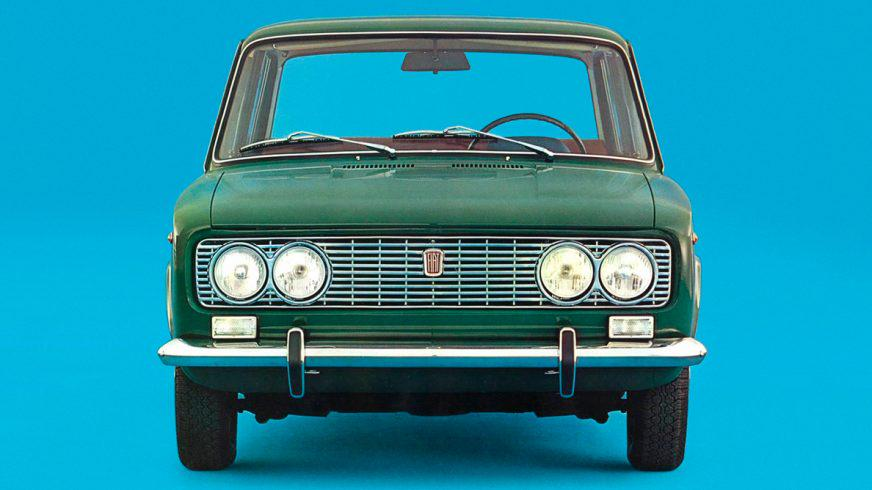 FIAT-124 Special (1968)
