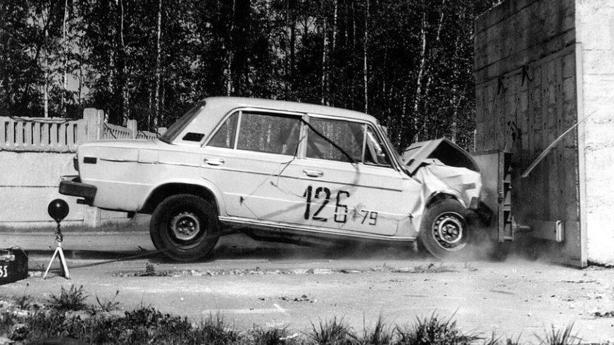ВАЗ-2106 «Жигули» - 1982 - краш-тест