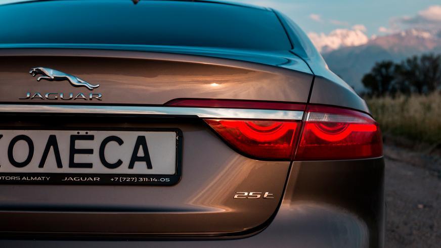 Jaguar XF - 2016