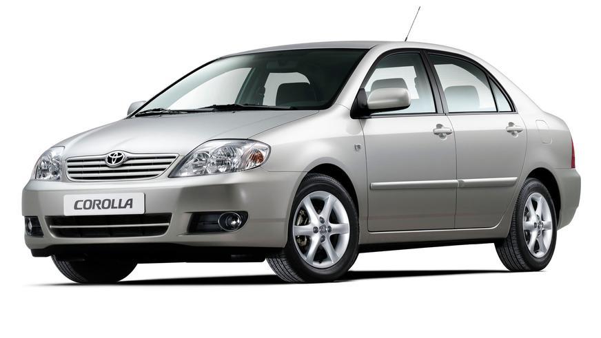 2001 жыл — Toyota Corolla-ның тоғызыншы буыны