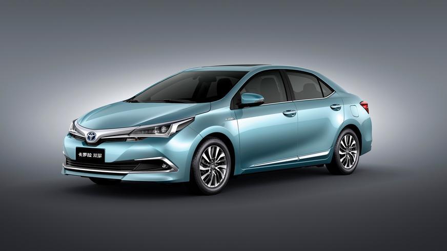 Қытай нарығына арналған Toyota Corolla Hybrid