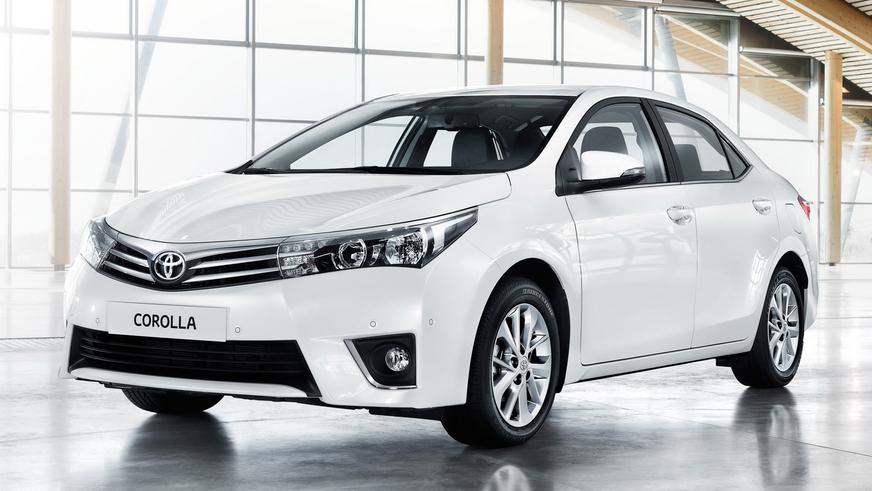 2013 жыл — Toyota Corolla-ның он бірінші буыны