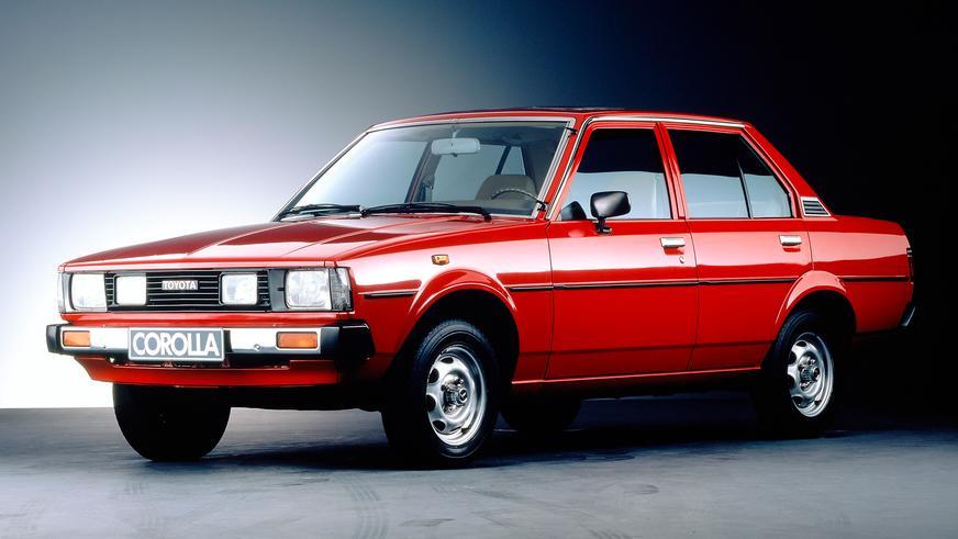 1979 жыл — Toyota Corolla-ның төртінші буыны