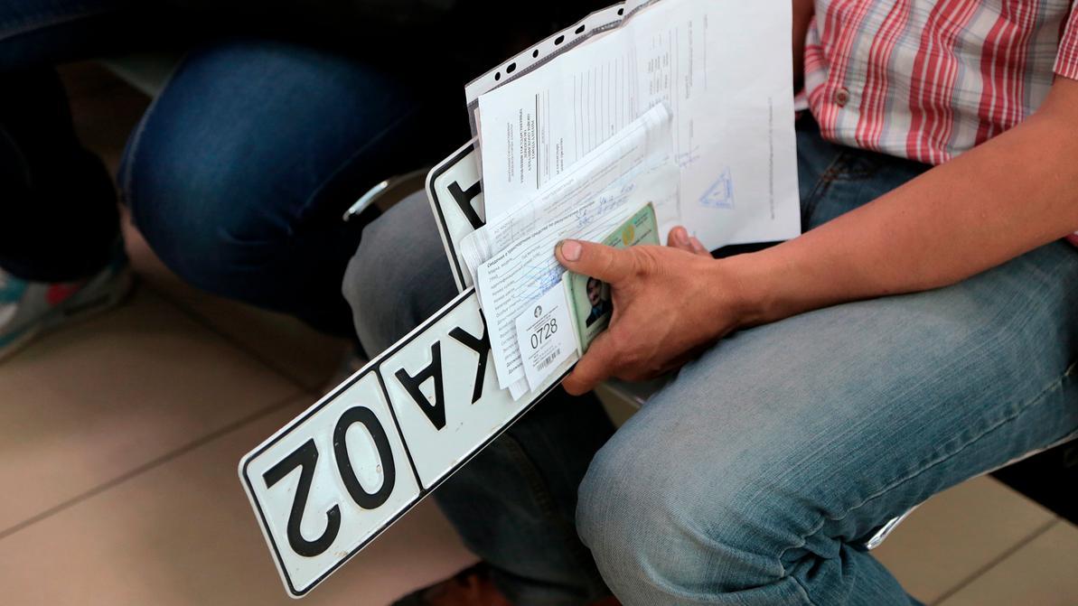 Как заменить права, техпаспорт и номера? Что делать при утере?