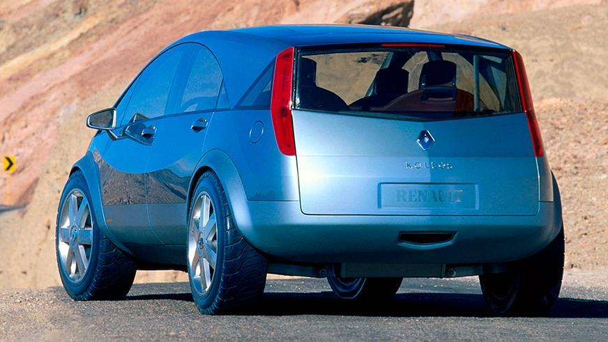 2000 год — Renault Koleos Concept