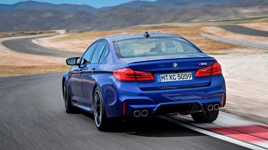 BMW M5 - 2017