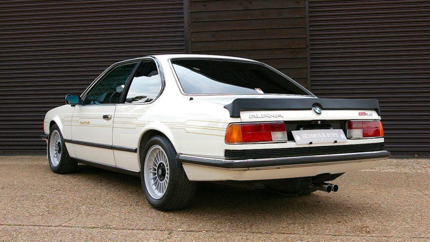 Редкую Alpina B9 выставили на продажу за  тысячу