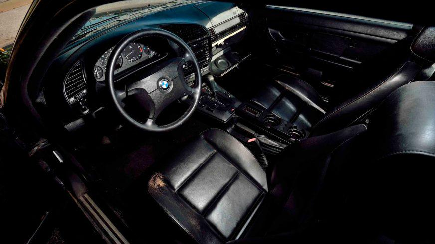 BMW 323iS из «Форсажа» пытались продать в США