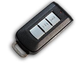 Mitsubishi Pajero Sport - 2016 - ключ