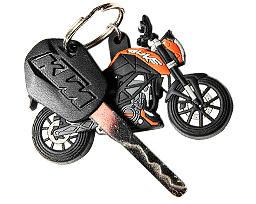 KTM Duke 200 - 2014 - ключ