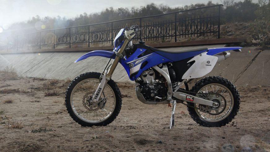 Yamaha WR250F - 2007