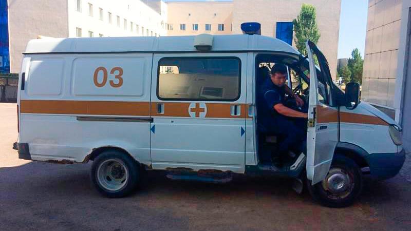 Карета скорой помощи на базе «газели»