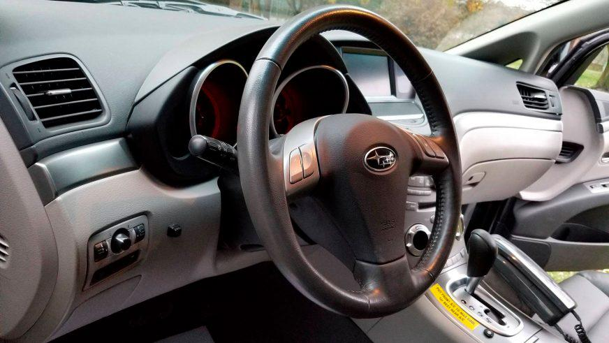 Лимузин на базе Subaru Tribeca