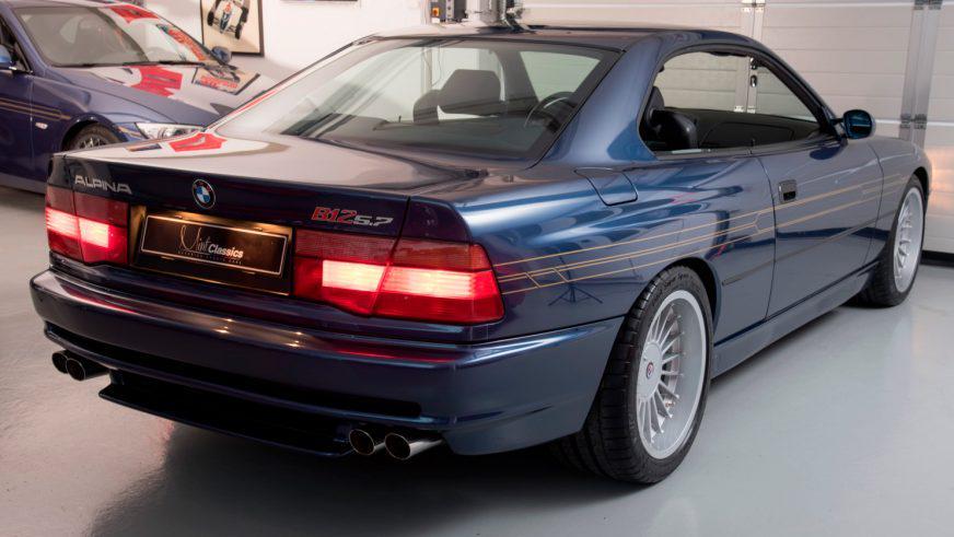 Alpina B12 5.7 1993 года