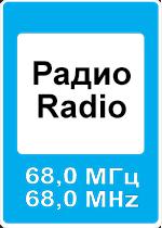 Знак 6.15 «Зона приёма радиостанции, передающей информацию о дорожном движении»