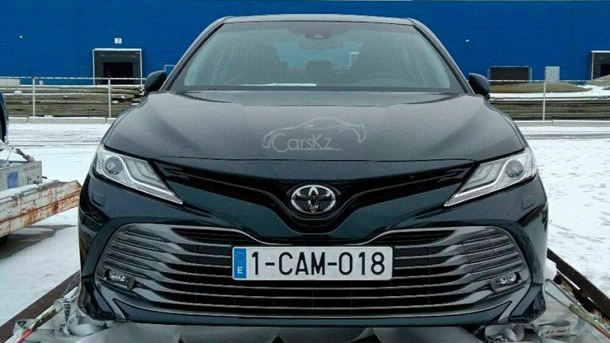 Когда ждать новую Toyota Camry в СНГ?