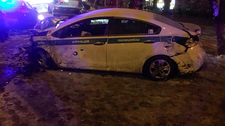 Сразу несколько массовых ДТП произошло в Алматы в выходные