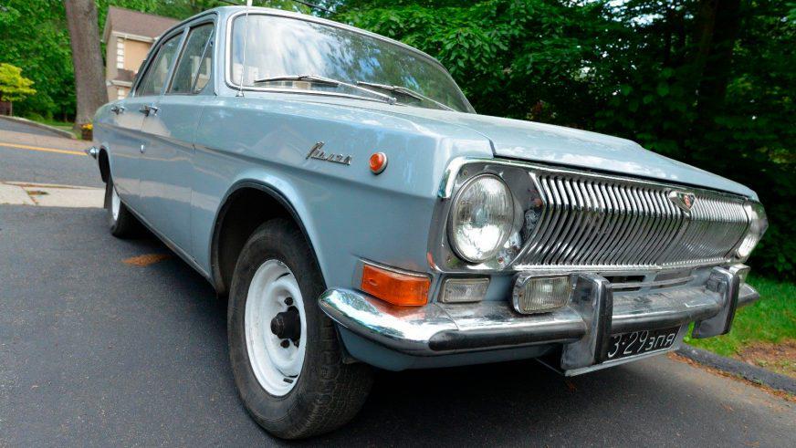 В США выставили на продажу ГАЗ-24
