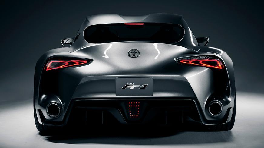 Концепт Toyota FT-1