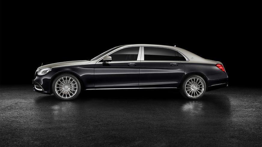 Mercedes-Benz решила сделать Maybach более узнаваемым