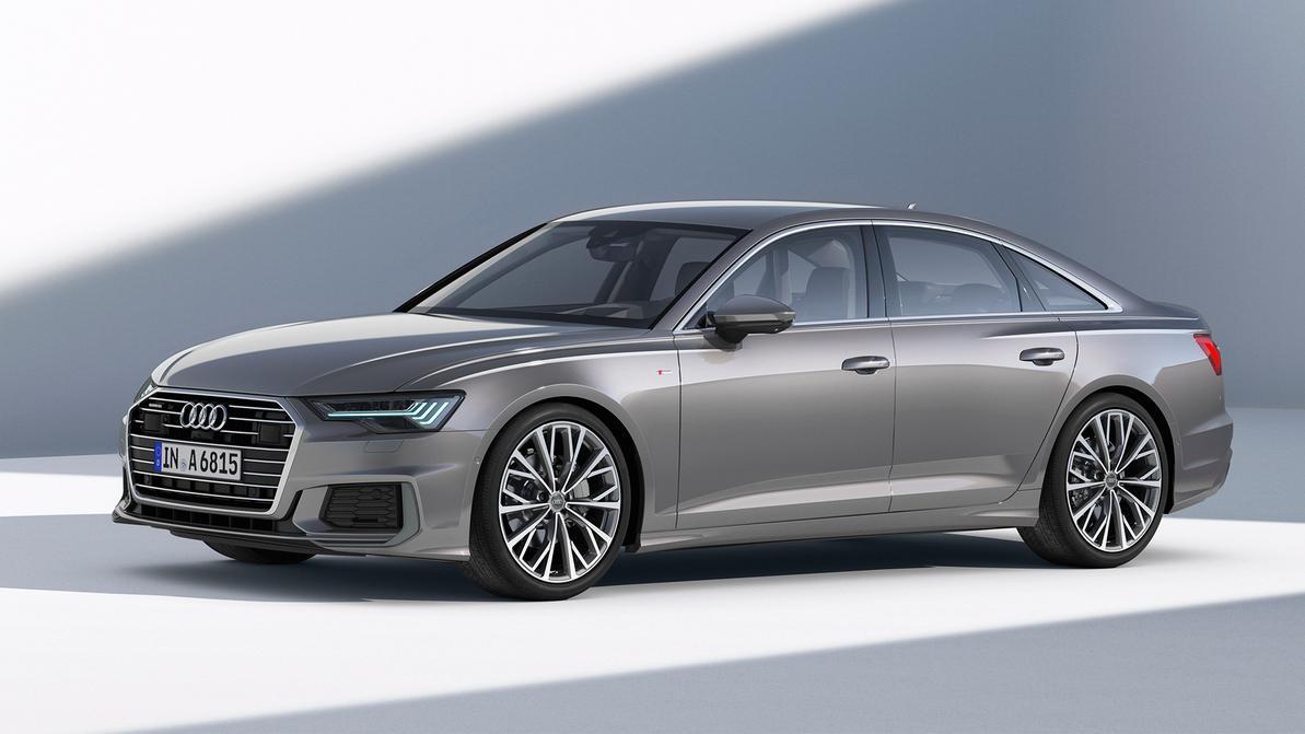 Представлено новое поколение Audi A6