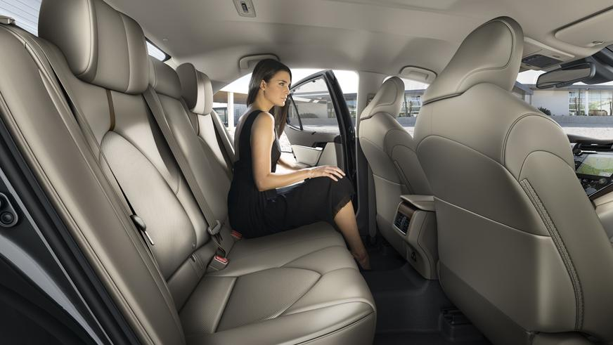 Toyota Camry XV70 появится в Казахстане весной