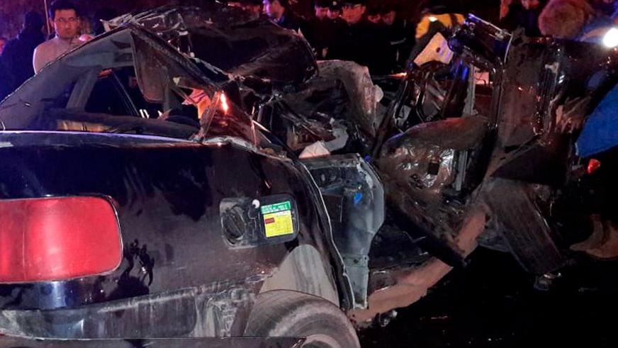 Грузовик на Аль-Фараби опять стал причиной смертельного ДТП