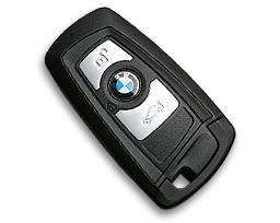 BMW 320xi - 2014 - ключ