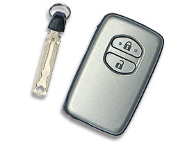 Toyota Land Cruiser 200 - 2012 - ключ