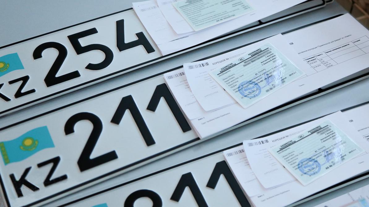Зарегистрировать авто и получить права можно будет в обычном ЦОНе