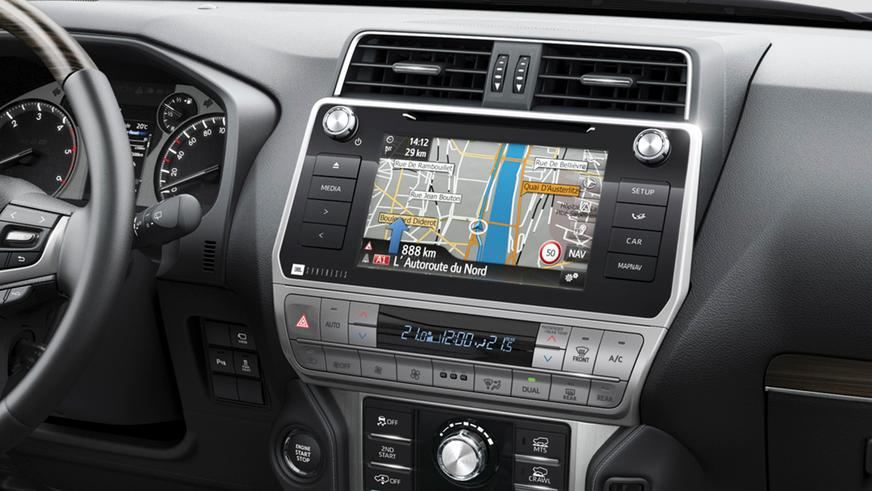 Toyota Land Cruiser Prado - 2018