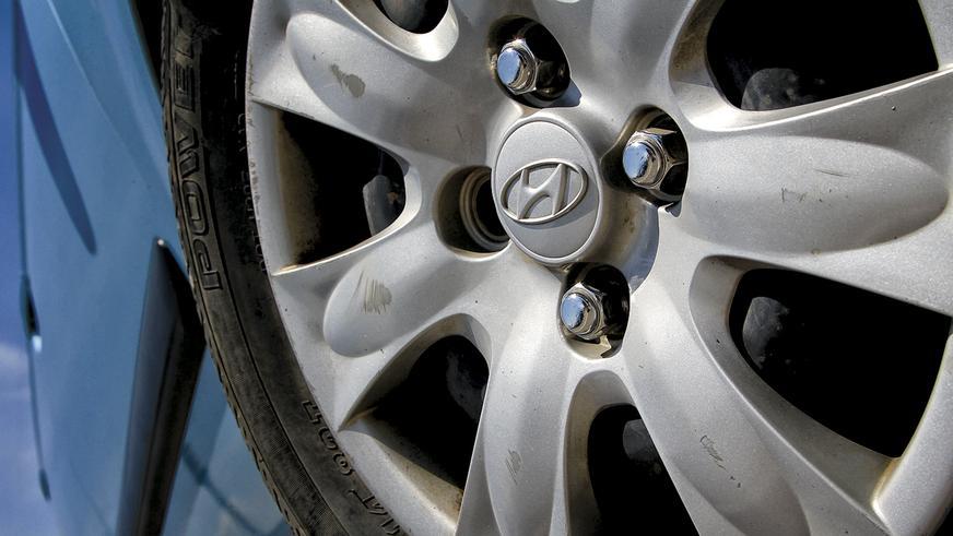 Сколько стоит 100 000 км на Hyundai Getz?