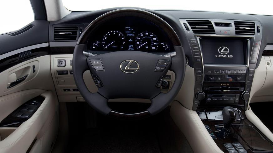 2006 жыл. Lexus LS төртінші буыны (XF40)