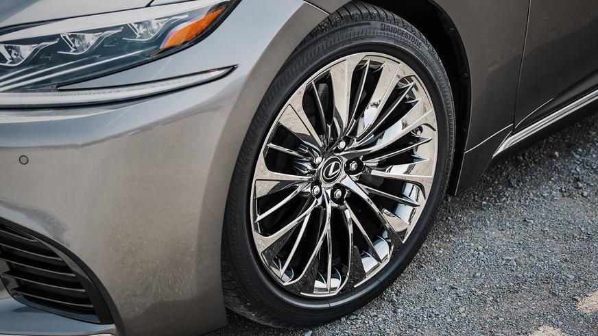 Lexus LS 500 - 2017