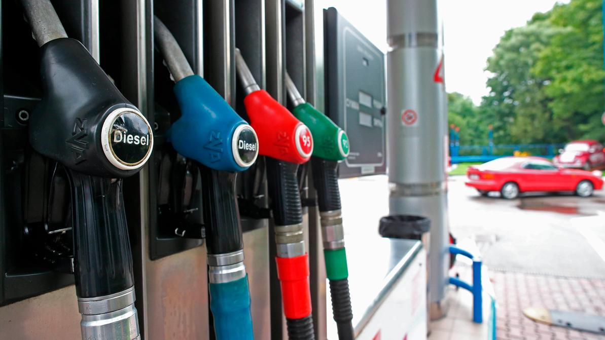 Цены на топливо снова выросли в марте