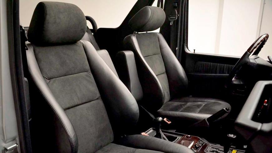 Кабриолет G-Class продают за 222 тысячи долларов в США