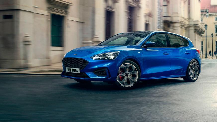 Новый Ford Focus сможет ездить на двух цилиндрах