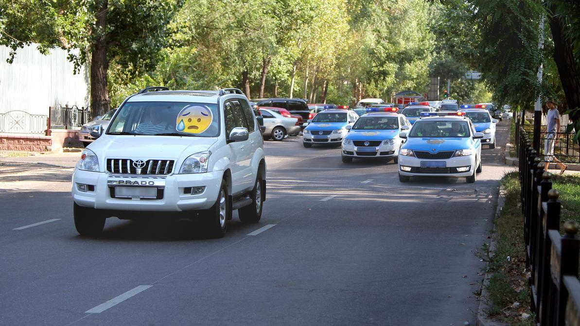 Неплательщиков штрафов будут преследовать в Астане до 30 апреля