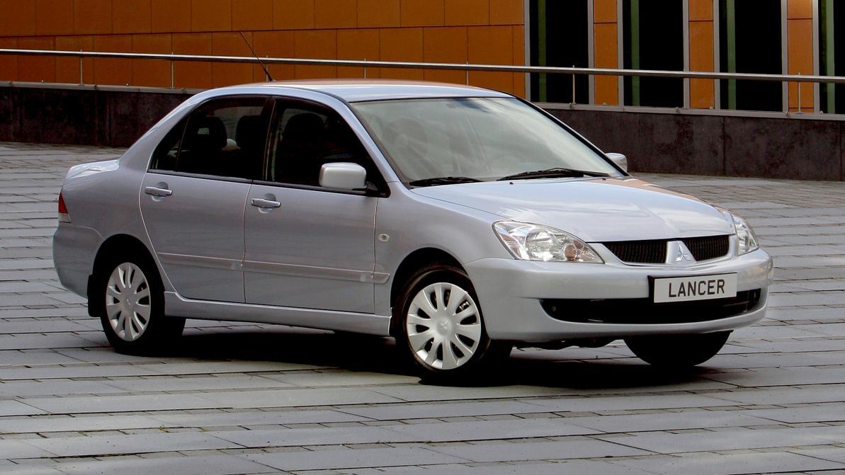 Mitsubishi Lancer в Казахстане отзывают из-за эйрбэгов
