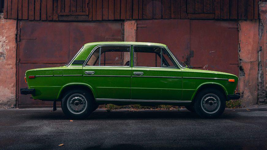 ВАЗ-2106 «Жигули» - 1982