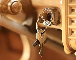 ГАЗ М-20 «Победа» - 1954 - ключ