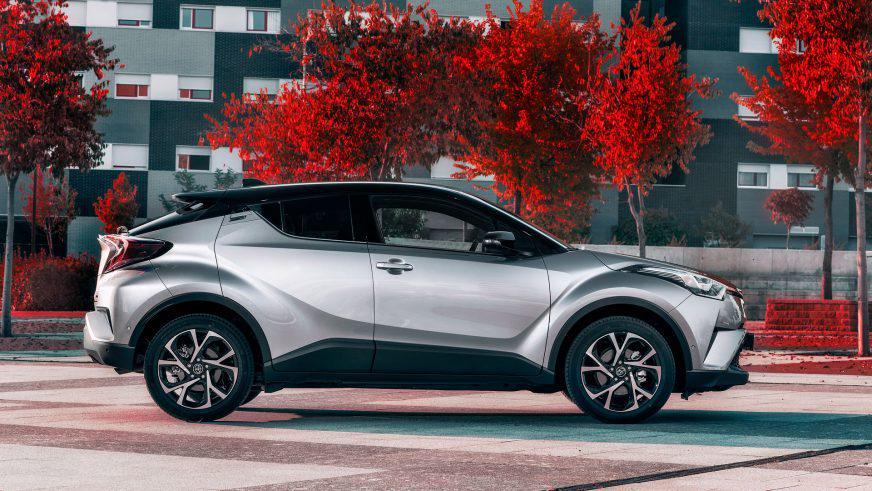 Toyota C-HR приедет в Казахстан летом