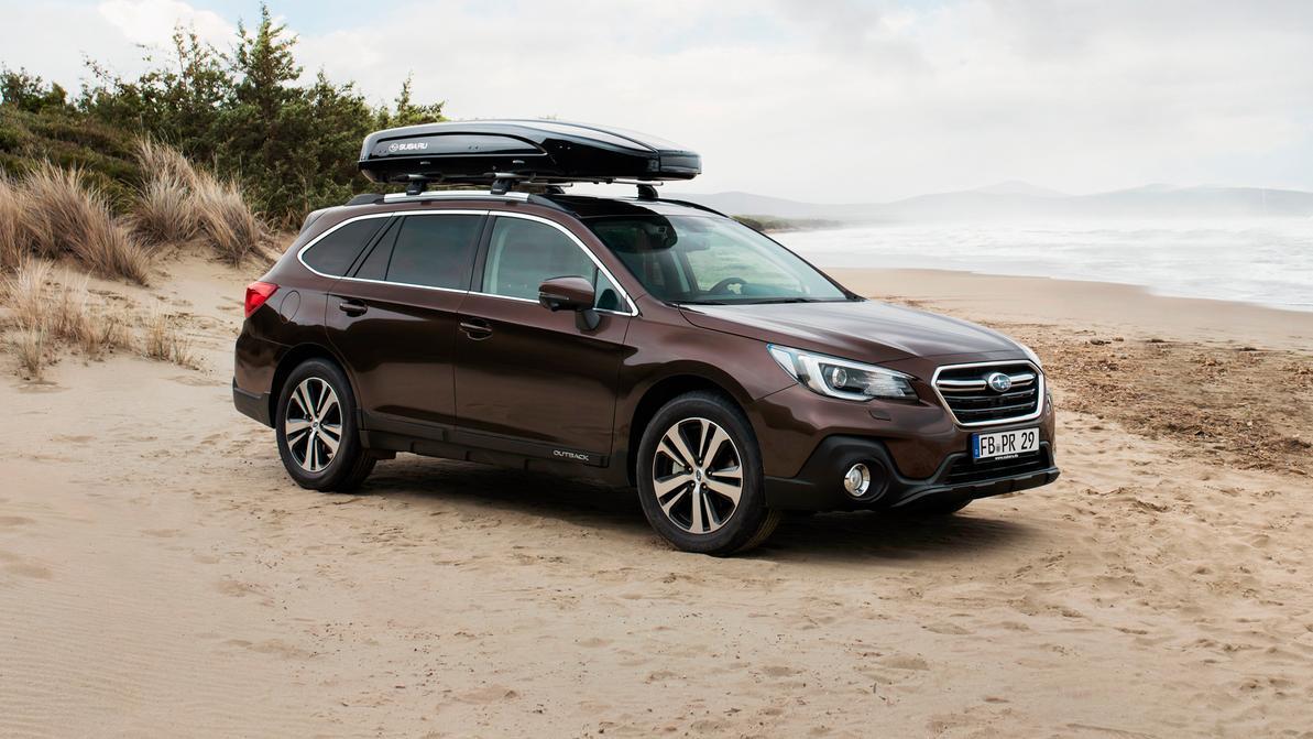 Обновлённый Subaru Outback появился в Казахстане