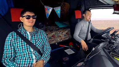 Сколько зарабатывает дальнобойщик? Часть 2. Везём машины на автовозе из России в Казахстан