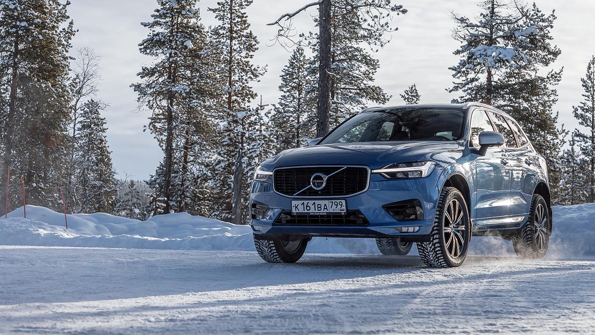 Volvo XC60 -2017