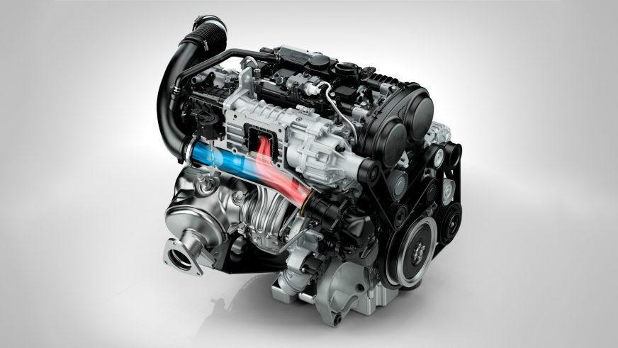 Volvo XC60 - 2017 - двигатель T6