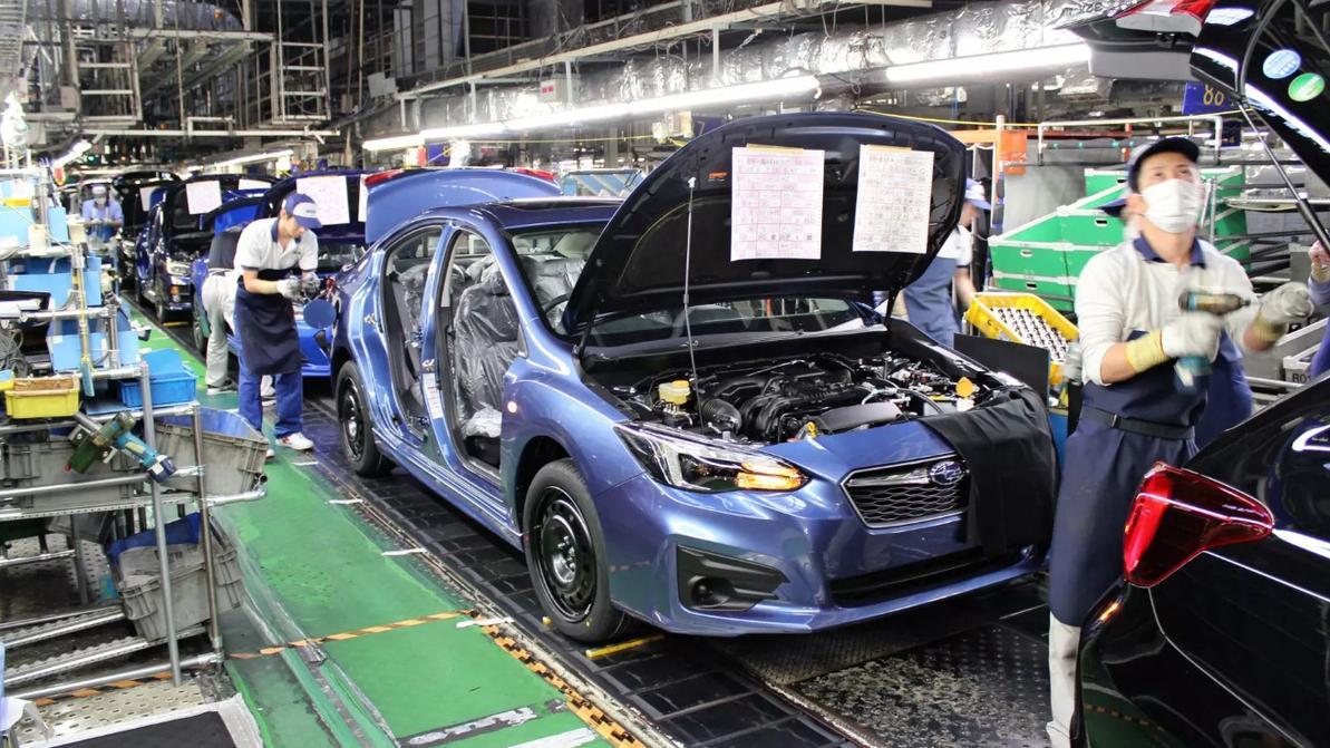 В Subaru признали фальсификацию показателей расхода топлива