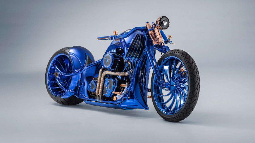 Harley-Davidson превратили в самый дорогой мотоцикл в мире