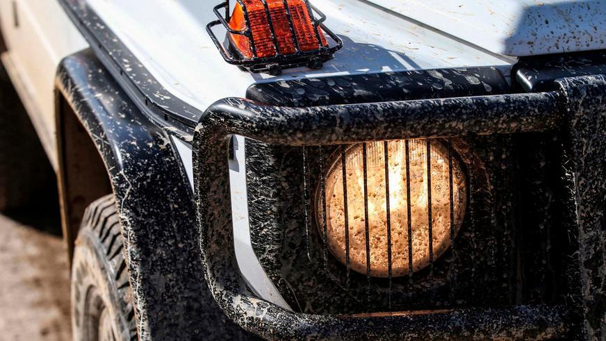 Mercedes-Benz продолжит производство G-Class W461