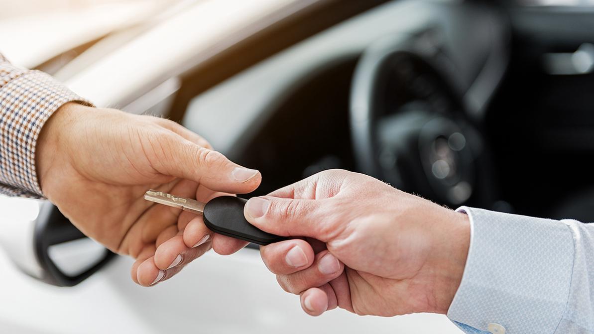 Как купить машину с рук безопасно